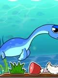 恐龙乐园 恐龙世界的海洋霸主蛇颈龙图片