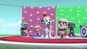 《汪汪队立大功》狗狗们在学习唱歌