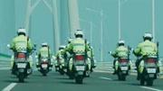 美国人想做第一个跑完港珠澳大桥的人,听到距离后的反应太逗了