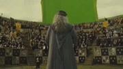 美女畫家手繪《哈利·波特》伏地魔畫像