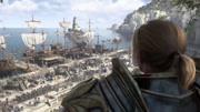 游戲 魔獸3冰封王座 從未公開的片尾CG