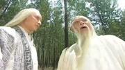 """《少年張三豐》苦練""""八劍齊飛"""", 這位老頭果真是武林奇才-"""