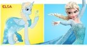 安娜公主過生日,艾莎女王居然會感冒,帶你看不一樣的冰雪奇緣