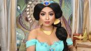 【迪士尼公主】MMD冰雪女王,皓月当空将艾莎映衬更加漂亮!