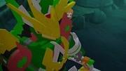卡维力/森美拉 斗龙进化 超级战龙图片
