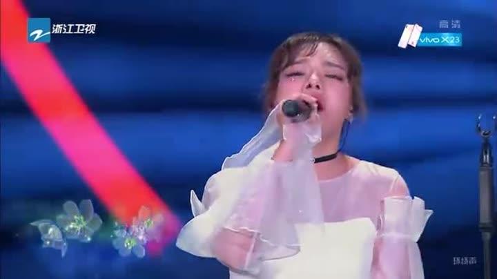 《梦想的声音3》纯享:黄霄云