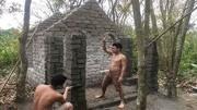 在原始叢林的荒野建造一座羅馬式的房屋_第5集