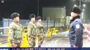 我驻索马里使馆牺牲警卫人员张楠烈士灵柩回国