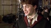 哈利波特片場爆笑花絮,斯內普教授也笑的停不下來