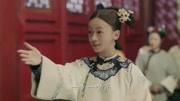 延禧攻略:演員李春嬡 古靈精怪 蠢萌可愛活得最久的舒妃!