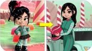 除了《无敌破坏王2》中的公主,迪士尼这些公主你还记得吗?