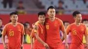 中国队对泰国队