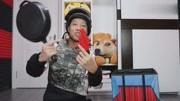 彩泥做一个超级空投箱,趣味彩泥制作吃鸡游戏玩具!