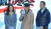 張震倪妮惡斗廖凡,犯罪片《雪暴》黃金爭奪驚心動魄!