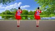 廣場舞精選《納西情歌》美麗時尚大方的舞步,好看好聽