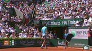 R. Nadal v. A. Murray 2014 French Open Men's S