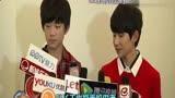 《中國娛樂報道》偶像男團之TFBOYS_高清