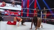 WWE.Raw Kaitlyn vs. AJ Lee