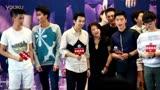 140714 白舉綱 電影《我就是我》北京首映禮-合唱想唱