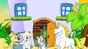狼和七只小羊 --儿童睡前童话故事  经典童话故事