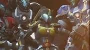 钢铁飞龙:飞龙战士选择合体,战斗值猛增,完虐地狱王!