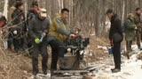 4月7日電視劇《三八線》牡丹江正式開機