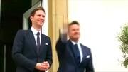 盧森堡首相貝特爾 15日大婚為同性戀