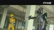 《巨神戰機隊》力京居然讓瓊兒他們叫出空間星能變?