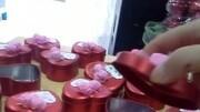小小的喜糖盒都能做的這么好看,不要太喜歡了!#喜糖禮盒