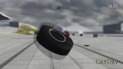 模擬消防員駕駛消防車救護車城市救援救火游戲