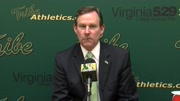 Tribe Men's Basketball Head Coach Tony Shaver Post Game vs. Elon
