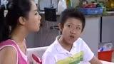 家有兒女:小雨把餅干里面放滿牙膏,不知情的劉星夏雪竟然拿來吃