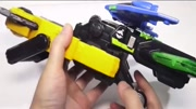 【玩家角度】透明非賣品 旋鷹機 飛翼 巨神戰擊隊3 超救分隊 玩具