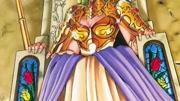 圣斗士星矢:是誰將童虎嚇出冷汗,這個巨蟹座圣斗士惹不得!