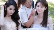 被韓國星探一眼相中,如今成為楊冪旗下嘉行傳媒新晉藝人