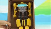 霸道的坦克机器人变形金刚地球之战百炼为战手游