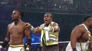 WWE The Rock2011回归WW