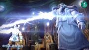 惡魔獵手伊利丹真是太莽了!竟然把阿古斯星球傳送了過來!