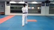 跆拳道基础教学 太极六章