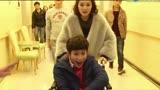 《柒個我》花絮 :蔡文靜張曉謙莫曉娜附體,輪椅排排坐!