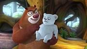 熊出没之丛林总动员 光头强变身黑锅侠