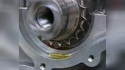 硬紙板制作布加迪威龍W16發動機,看看他是怎么做的