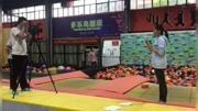 杭州多乐岛蹦床公园图片