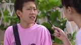 《家有兒女》戴明明采訪劉星,兩人對話跟說相聲一樣!