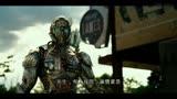 《变形金刚5:最后的骑士》发全新中文预告 机器恐龙怒吐汽车 大黄蜂重生超级燃