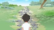 幼兒兒歌大全-繞著山道來
