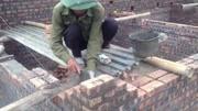 學了2個月就自己砌磚接活,老師傅氣的差點過來把墻推倒!