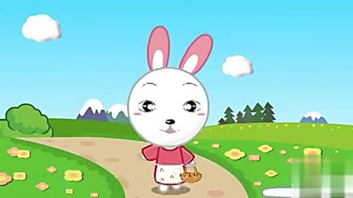 小兔与狼儿歌简谱