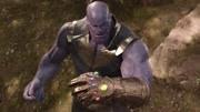 复仇者联盟3:无限战争中灭霸流下了一滴血
