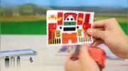 玩具:肯德基限量玩具中國火車勇寶高登故事書7